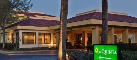 Hotel La Quinta Inn em Orlando, muito bom!