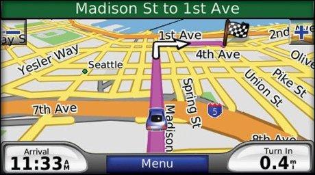 GPS em Miami