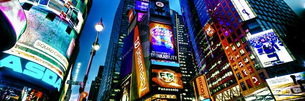 Promoção de Passagem Aérea para NY por R$ 1471 saindo de São Paulo em Outubro e Novembro