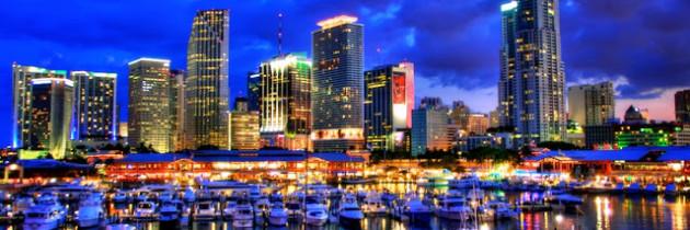 Promoção de passagem aérea para Miami saindo de Manaus por R$ 1097 pela TAM e American Airlines