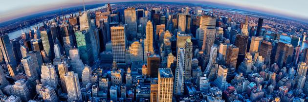 Passagem para Nova Iorque em 2015 por R$ 1575 viajando pela Air Canada