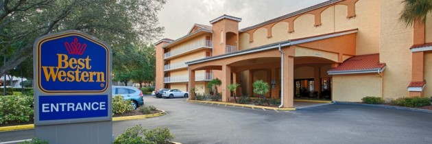 Hospedagem no Hotel Best Western International Drive em Orlando