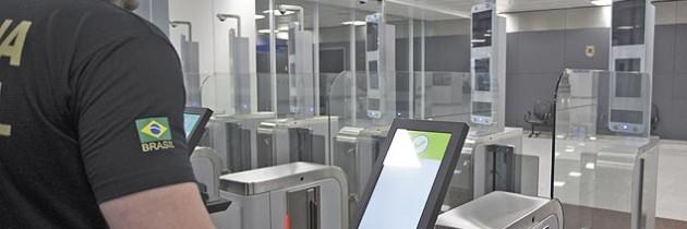 Aeroporto de Guarulhos (GRU) testa Inspeção Automática de Passaportes