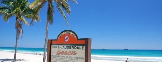 Promoção de Passagem para Fort Lauderdale pela Avianca por R$ 1168,00