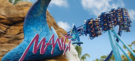 Montanha-Russa Manta Seaworld Orlando – Uma das Melhores!