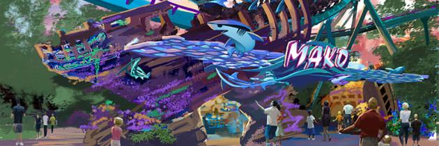 Nova Montanha-Russa do Seaworld Orlando será inaugurada em 2016