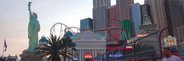 Como é o Hotel e Cassino New York New York em Las Vegas