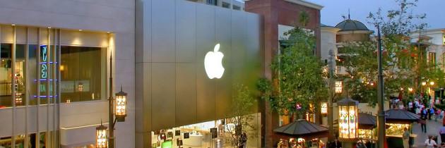 Onde Encontrar Lojas da Apple em Los Angeles
