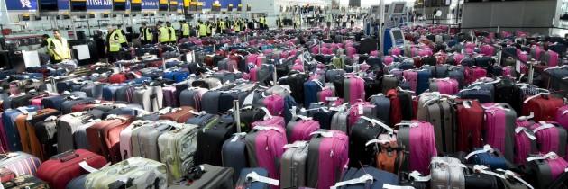Loja que Vende Malas Perdidas em Aeroportos