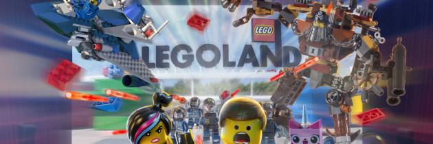 Nova atração da Legoland – LEGO, O Filme 4D